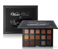NEW violet Voss x Laura Lee Pro Eye Shadow Palette REFOR 20 ...