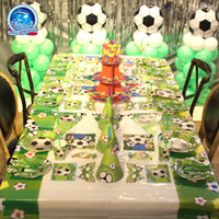 World Cup 2018 Football Theme Party Set up Suit Football The...