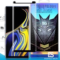 Case Friendly Full GLUE Small version Tempered Glass For Sam...