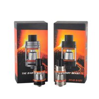 Hot sales TFV8 baby Tank with 3ML e- Juice Capacity Cute Baby...