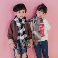 أزياء الأطفال وشاح الاطفال أدفأ الرقبة شال الطفل لطيف accesorries لشتاء الخريف الربيع صبي الفتيات عيد الميلاد