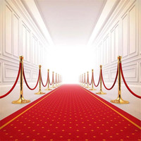 Red Carpet Wedding Backdrop Photography Bright Front Door In...