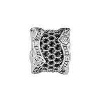2018 Herbst 925 Sterling Silber Schmuck Spitze der Liebe Spacer Charm Perlen Für Armbänder Halskette Für Frauen Schmuckherstellung