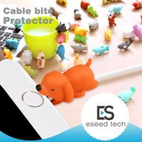 Hot Cable Bite 36styles animal bite cable Protector Accessor...