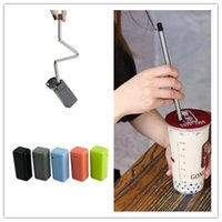 Final Straws Collapsible Reusable Straw Stainless Portable T...