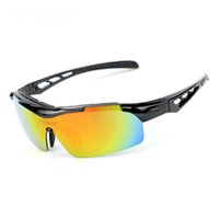 Ciclismo óculos polarizados bicicleta Sun Glasses Driving Marca Eyewear Óculos para mulheres dos homens Pesca Sunglasses Ciclo polarizada 5 lente