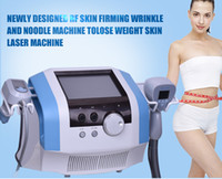 Portable ultrasonic body slimming fat reduction and RF face ...
