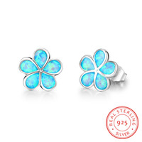 Chinese supplier Charming Beautiful 925 Sterling Silver Blue...
