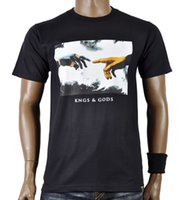 The Last Kings LK Kings & Gods T- Shirt By TYGA Hip Hop