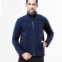 Inverno Homens velo jaqueta de moda masculina casaco quente Masculino Casual Cardigan Softshell Jacket Tactical Sportswear Roupa S056