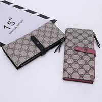 Free Shipping famous designer brand leather wallet, women&#0...