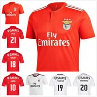 Maillot SL Benfica Castillo