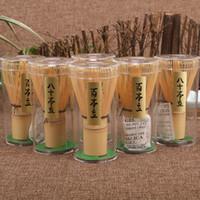 Japon Töreni Bambu Matcha Pratik Toz Çırpma Kahve Yeşil Çay Fırça Chasen Aracı Öğütücü Fırçalar Çay Araçları Sıcak Satış