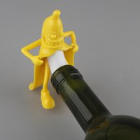 Mr. Banana Soda Wine Bottle Novelty Stopper Corkscrews Bar To...
