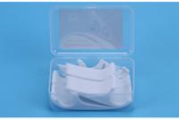 e4322735c 60 Pçs   caixa de Bambu Carvão Vegetal Fio Dental Dentes Vara Dente Pincel Interdental  Escova Dentes Limpo Fio Dental Vara Palito Flosser