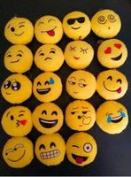 Plush toys Emoji spoof facial expression bag warm hand doll ...