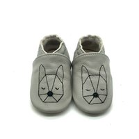 Latest Puppy Design Baby Boys Soft Leather Baby Shoes, Non- sl...