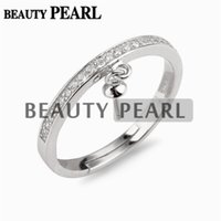 5 Pieces Cubic Zirconia Ring Settings 925 Sterling Silver DI...