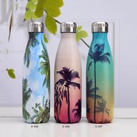 2018 New Cola Shaped Coke Bottle Men' s Large Stainless ...