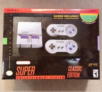 HDMI Video Game Console can store 21 Games for Super SNES Cl...