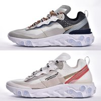 2019 New UNDERCOVER X React Element 87 Men Running Shoes For...
