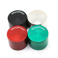 Sharpstone Grinders 4 Layers Tabacco Herb Metal Grinder 40mm...