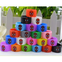 Spiderman Silicon band beauty ring Non- Slip Non- Skid decorat...