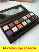 Eye shadow Palette 14 colors SELF MADE Makeup modern limited...