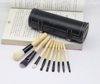 Bob 9pcs Makeup Brushes Sets Foundation BB Cream Eyeshadow P...