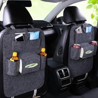 Авто сумка для хранения автомобиля с автокресло мульти-карманный путешествия сумка для хранения вешалка назад автокресло организатор держатель заднего сиденья