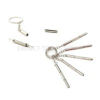 Exduct EC09 3in1 Mini Multi- function Screwdriver Keychain To...