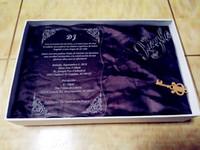 Acryl-Geburtstagseinladungen, kundengebundene Acryl gravierte Hochzeits-Einladungs-Karten mit Umschlag, Acrylhochzeitseinladung card165x114mm