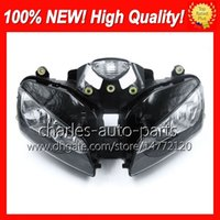 Кронштейн передних фар мотоцикла для Honda CBR600RR 03 04 05 06 CBR600 RR CBR 600 RR 2003 2004 2005 2006 Head Light носовой лампа лампы