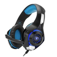 Xbox One Headset RedHoney PS4 Gaming Headset Xbox Gaming Headset LED Gaming Headset مع ميكروفون ل PS4 Xbox One PSP PC Tablet