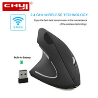 Wireless Rechargeable Mouse Ergonomics Vertical Gaming Mouse...