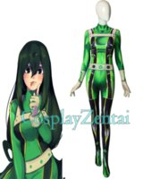2018 new Froppy 3D Printed Spandex halloween costumes for Wo...