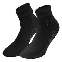 Zapatos de buceo de neopreno de buceo de 3.5 mm Calcetines Botas de playa  Calcetines de buceo Zapatos de agua Traje de neopreno antideslizante Botas  de surf ... eb6593f1884