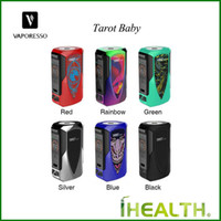 100% Authentic Vaporesso 85W Tarot Baby Box Mod Built- in 250...