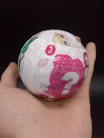 5 style LOL dolls ball 7cm of pet toy doll kids gift no box ...