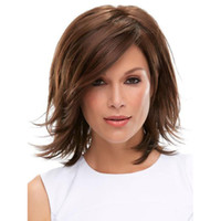 Women' s Synthetic Hair Wig High Quality Ladies Outside ...