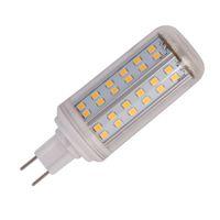 높은 조명 G8.5 LED 전구 10W가 낮 자연 AC90-265V 쿨 [웜 (70W G8.5에 해당) 옥수수 전구 램프를 주도