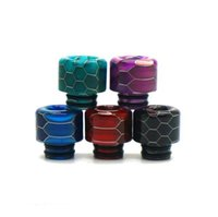 snake drip tips 810 510 e- cigarette mouthpiece wholesale for...