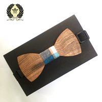 Boys Wooden Bow ties men Bowties Butterfly Cravat Wood ties ...
