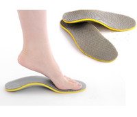 3D Premium Comfortable Orthotics flat foot Insole TPU Orthop...