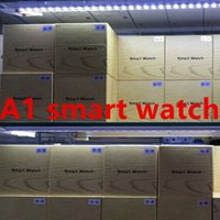 A1 Bluetooth Smart Watch support SIM Card Slot Health Watchs...