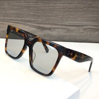 Luxury Brand Women Designer Sunglasses Goggle Wrap 40055 Sim...
