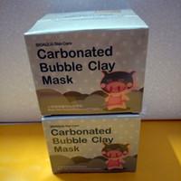BIOAQUA питательная маска из свиной кожи с коллагеном Carbonated Bubble Clay Mask Elizavecca Milky Piggy Увлажняющие маски для лица для лица 100
