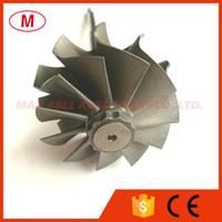 RHF55 VF30 VF35 VF37 VF39 VF43 VF52 VE440028 14411AA620 14411A TRHF55 VF30 VF35 VF37 rueda de eje de turbina / rueda de turbina / Turbo rueda