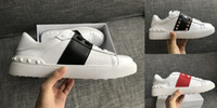 Spike Club Party Footwear Classic Couple Casual Shoes Genuin...