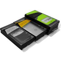 Toptan Evrensel Telefon Kılıfı Paketi Için iPhone 9 8 Note9 IMD Telefon Kılıfı Plastik Boş Ambalaj Kutusu